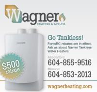 Ready to go tankless? FortisBC is offering rebates!