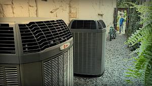 Trane outdoor units